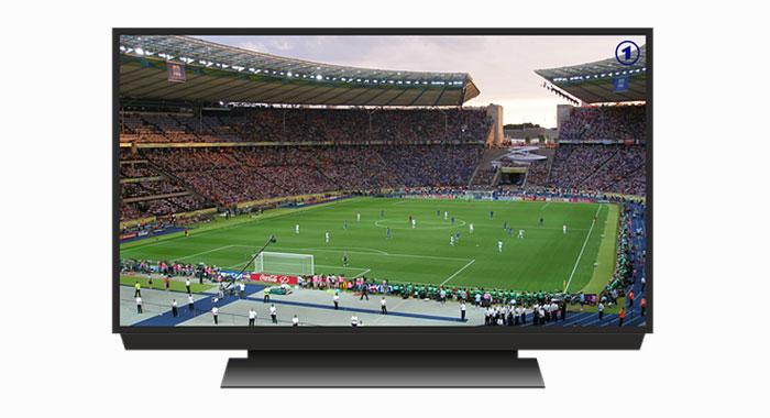 4K対応テレビ