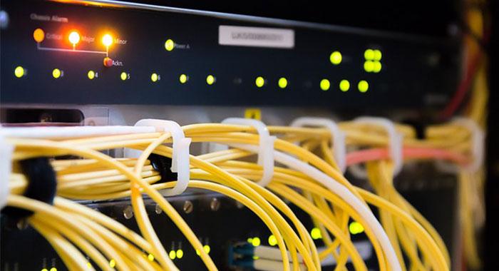 高速のインターネット環境