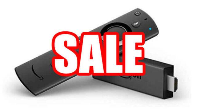 Fire TV Stickを最安値で買いたい人のためのセール情報まとめ(随時更新)